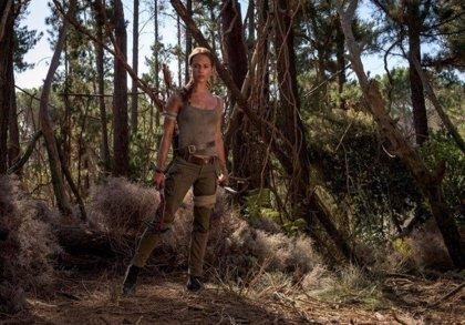 Nueva imagen de Alicia Vikander  en el reboot de Tomb Raider como Lara Croft