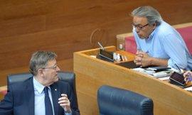 """El PSPV pedirá en el Debate de la Comunitat dar la """"batalla definitiva"""" por la reforma del sistema de financiación"""