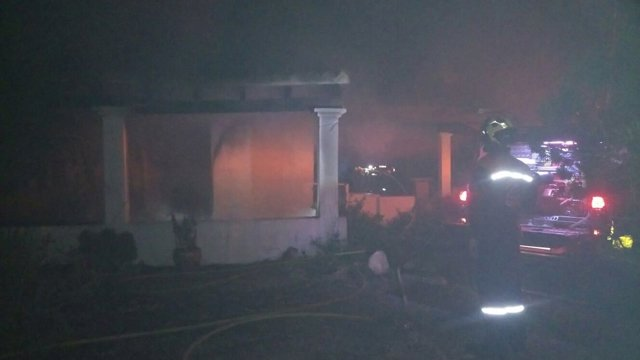 Los bomberos de Formentera intervienen este año en 40 incendios, dos menos que en 2016