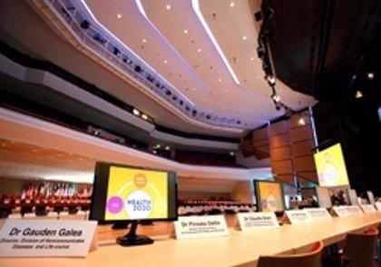 El Comité Regional de la OMS para Europa analizará esta semana nuevas acciones para mejorar la salud de la población