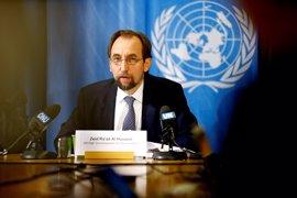 """El jefe de Derechos Humanos de la ONU habla de """"crímenes contra la humanidad"""" en Venezuela"""