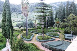 El Consell de Mallorca inicia contactos para incluir Raixa en la red europea de jardines históricos