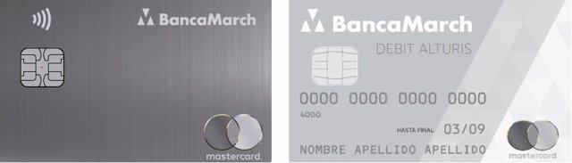 banca march lanza una tarjeta con mastercard con servicios