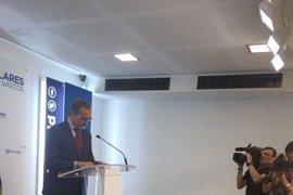 """Alonso pide a Urkullu que aclare que Euskadi """"no va a seguir el camino de ruptura"""" seguido en Cataluña"""