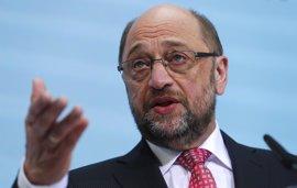 """Schulz: """"Quien quiera relevar a Merkel debe votar al SPD"""""""