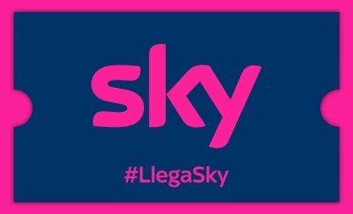 Sky llega a España