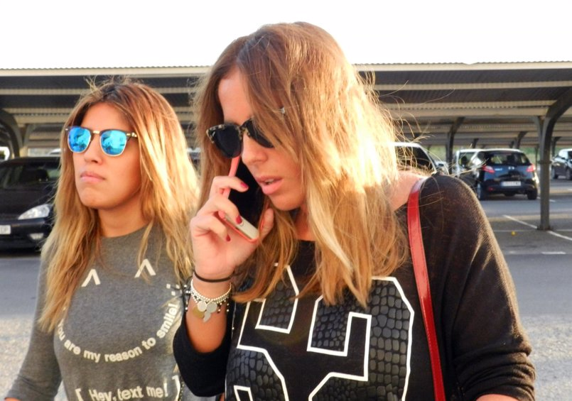 Anabel preocupada por la salud y silencio de su padre, Bernardo Pantoja