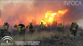 """La Junta recuerda que será """"sensible"""" con las zonas afectadas por los incendios de cara a su promoción"""