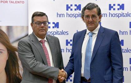 La Fundación ONCE y HM Hospitales firman un 'Convenio Inserta' para fomentar la inserción laboral de discapacitados