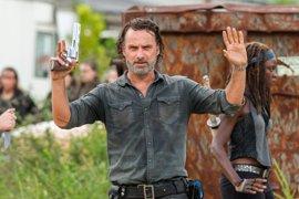 The Walking Dead detiene el rodaje de la 8ª temporada por el huracán Irma
