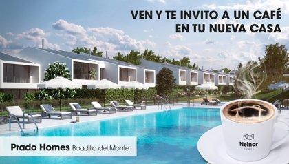 Neinor Homes lanza una promoción de viviendas unifamiliares en Boadilla del Monte (Madrid)