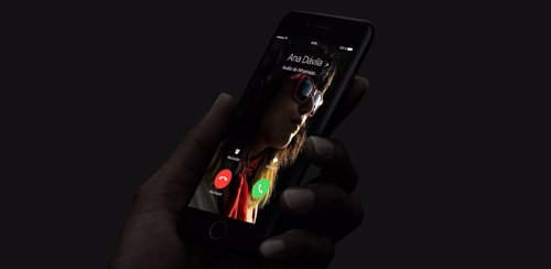 Frontal de iPhone 7