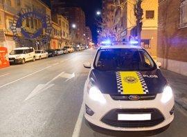 Detenido un hombre acusado de agredir a su hija de 16 años en el domicilio familiar en Castellón