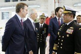 """El astillero vigués Freire entrega a la armada indonesia el buque escuela con la tecnología """"más avanzada del mercado"""""""
