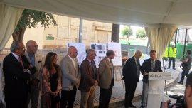 """Jiménez Barrios ve un """"día importante"""" por las obras en el Olivillo, la inversión en CFA y Museo Camarón"""