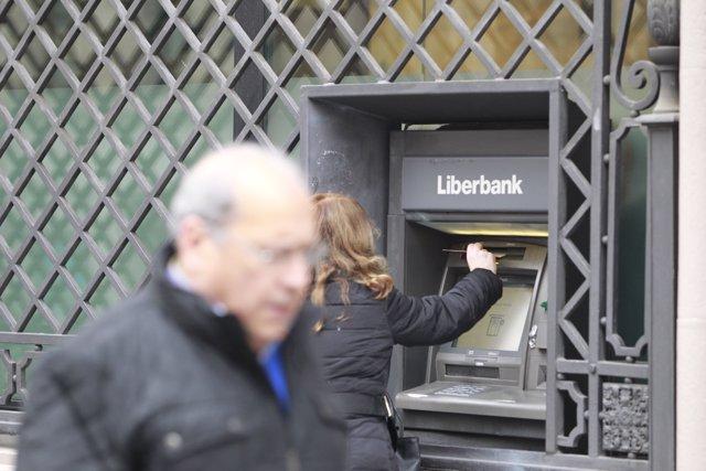 Sucursal del banc Liberbank