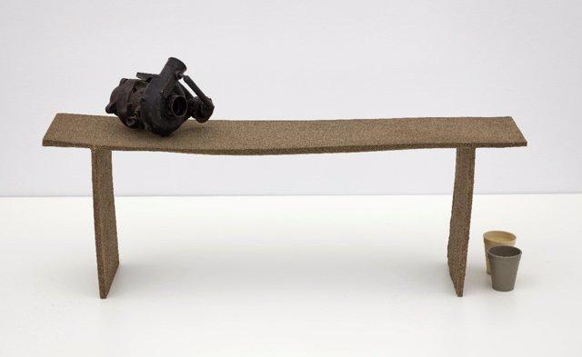 Oba de David Bestué en el Museo Reina Sofía
