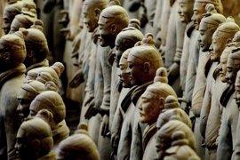 Dmax desentierra 'El ejército de terracota'