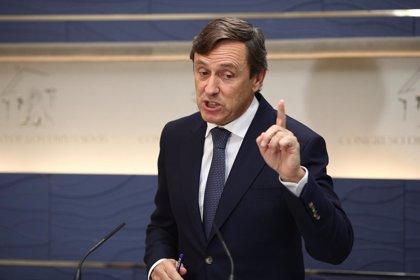 """El PP confía en que el 1-O no afecte a la negociación presupuestaria con el PNV: """"No atisbo riesgos"""""""