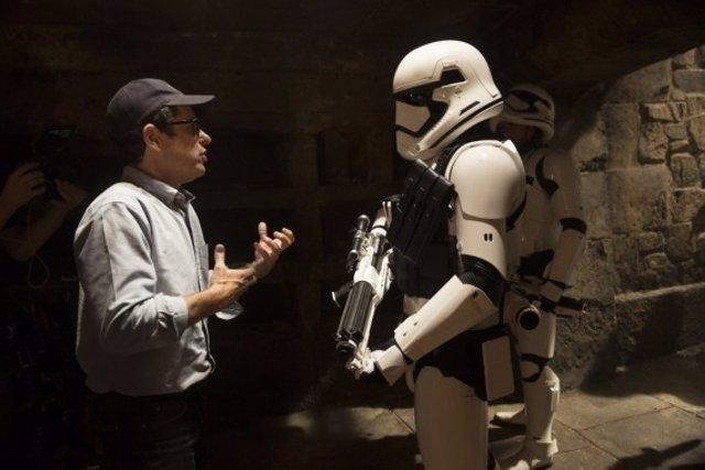 Star Wars: El despertar de la Fuerza J.J. Abrams