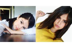 ¡Son iguales! La doble de Selena Gómez es mexicana