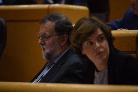 Santamaría da la bienvenida a ERC a la democracia en el Senado, que no se respeta en el Parlament