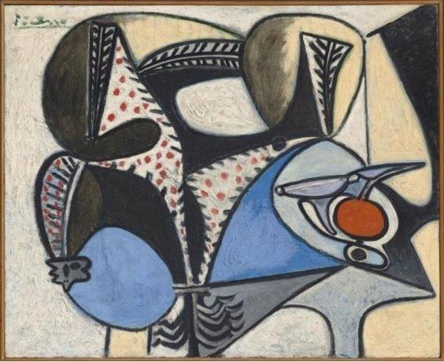 Le coq saigné de Pablo Picasso