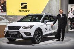 Seat veu l'aposta del Grup VW per l'electrificació com una