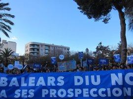Alianza Mar Blava solicitará al Parlament que recurra ante el Constitucional el veto a la ley sobre prospecciones