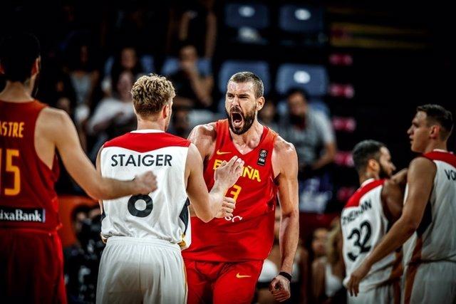 Marc Gasol lleva a España a semifinales del Eurobasket