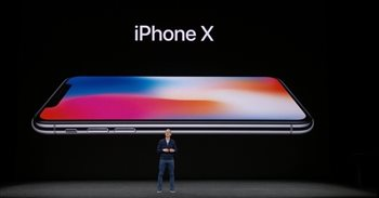 Apple presenta iPhone X, en el décimo aniversario del iPhone, junto a los nuevos iPhone 8 y iPhone 8 Plus