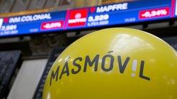 MásMóvil perd 151 milions pels convertibles d'ACS, però eleva un 87% el seu Ebitda (MÁSMÓVIL)