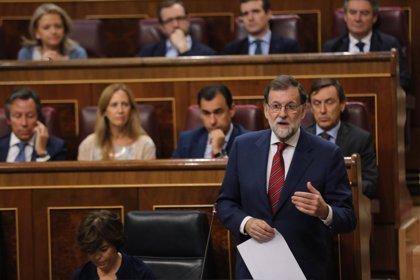 """Rajoy califica de """"muy positivo"""" el rescate bancario pese a que no se recupere el dinero"""