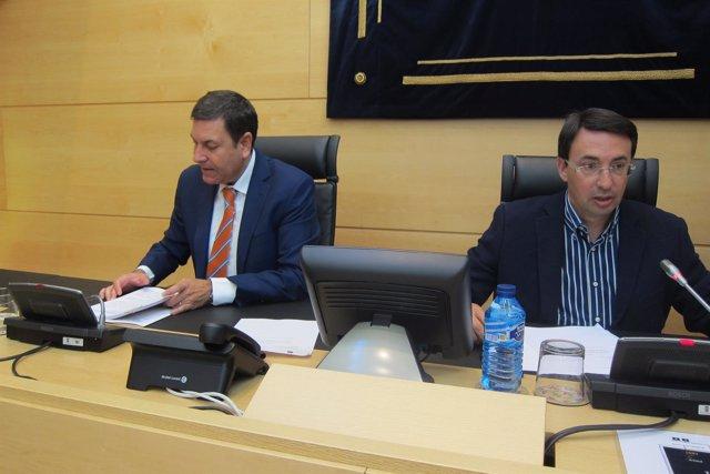 Fernández Carriedo comparece en la Comisión de Empleo