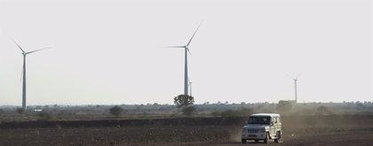 Acciona pone en marcha su cuarto parque eólico en India