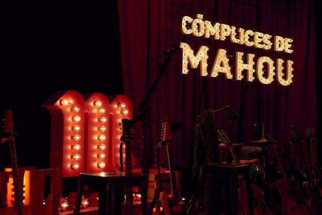 CÓMPLICES DE MAHOU