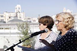"""Carmena reclama diálogo y reforzar derechos de expresión y reunión para salir de la crisis que vive la """"querida España"""""""