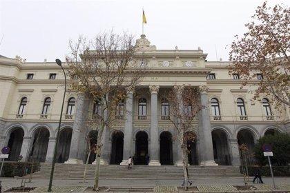 El Ibex avanza un 0,12% a media sesión impulsado por la banca