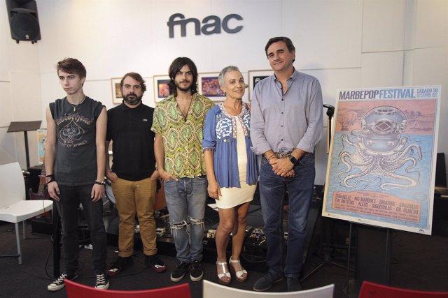 Marbepop festival 30 septiembre 2017 marbella felix romero presentación