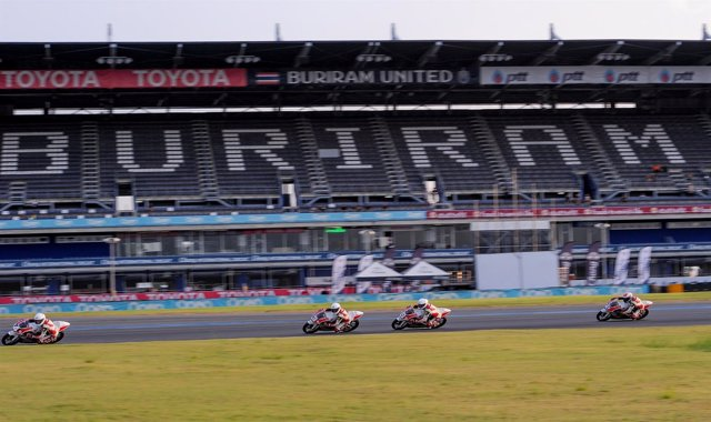 Chang International Circuit de Buriram (Tailandia)