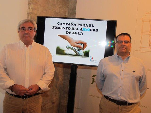 Juan Fernández y Bartolomé Cruz
