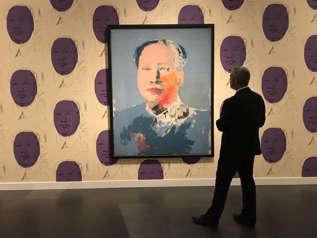 Exposición de Andy Warhol en el CaixaForum