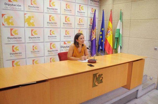 Guijarro presenta la nueva convocatoria de Pasantías