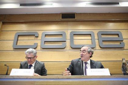 """CEOE apoya """"todas las acciones"""" necesarias para cumplir la legalidad en Cataluña ante el referéndum """"ilegal"""""""
