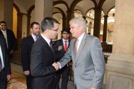 """Dastis pide a Venezuela un diálogo con """"concesiones concretas"""" y """"garantías de cumplimiento"""""""