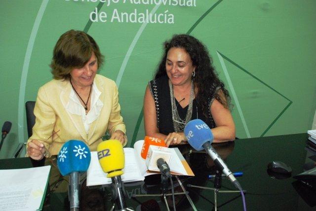Presentación Barómetro Audiovisual De Andalucía