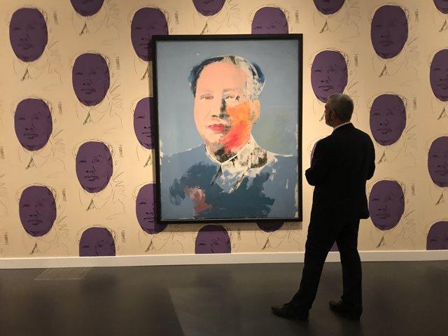 Exposició d'Andy Warhol en el Caixaforum