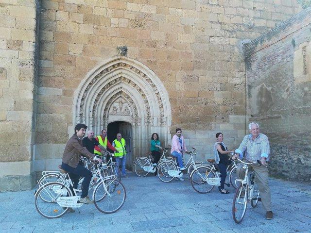 El monasterio de Sandoval.