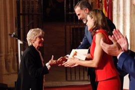 """Velasco define los Premios como """"la suma de las artes"""" que mejor representan a España"""