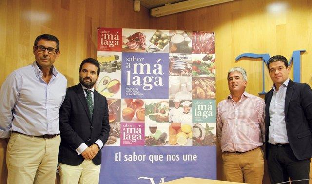 Feria comarcal sabor a málaga coín 2017 alcalde florido diputación